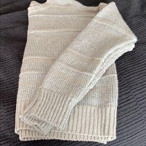 PacSun Grey Knit Sweater